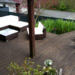 Terrasse ferienwohnung sorpesee