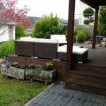 Garten ferienwohnung sorpesee