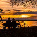 Radfahren am Sorpesee ferienwohnung sorpesee