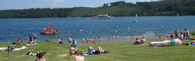 Strandbad 2 Sorpesee ferienwohnung sorpesee
