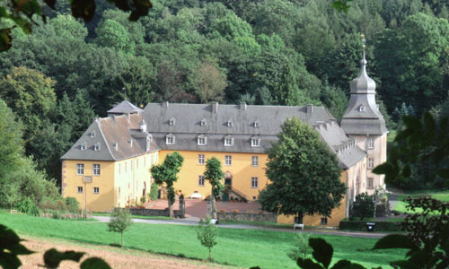 Schloss melschede ferienwohnung sorpesee